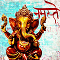 Namaste Bhagavaan Ganesh by Lita Kelley