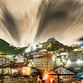 Namche Night by Dan McGeorge