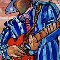 Nameless The Wailer by Ernie  Scott-  Dust Rising Studios
