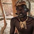 Namibia Tribe 2 - Chief by Robert SORENSEN