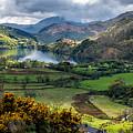 Nant Gwynant Valley by Adrian Evans