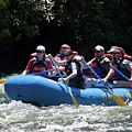 Nantahala River Rafting by Frank Tozier