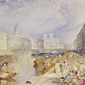 Nantes by Joseph Mallord William Turner