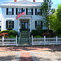 Nantucket Architecture Series 06 by Carlos Diaz
