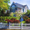 Nantucket Architecture Series 7 - Y1 by Carlos Diaz