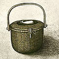 Nantucket Basket by Charles Harden