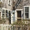 Nantucket Cottage by Jean Miller