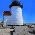 Nantucket Lighthouse Y1 by Carlos Diaz