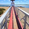 Nantucket Lighthouse - Y2 by Carlos Diaz
