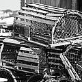 Nantucket Lobster Traps by Charles Harden