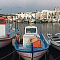 Naoussa Village Island Greece by Colette V Hera  Guggenheim