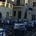 Naoussa Village Paros Greece by Colette V Hera  Guggenheim