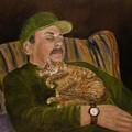 Nap Time by Olga Silverman