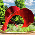 Naperville Landforms Sculpture by Christopher Arndt