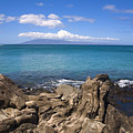 Napili Bay With Lanai by Ron Dahlquist - Printscapes