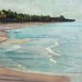 Naples Beach by Kim Hojnacki