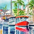 Naples Red by Debbie Lewis
