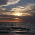 Naples Sunset 0043 by Laurie Paci