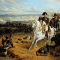 Napoleon In Wagram by Joseph Louis