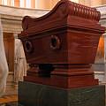 Napoleon's Tomb by Mick Burkey
