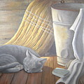 Naptime by Judy Keefer