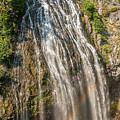 Narada Falls Rainbow by Marv Vandehey