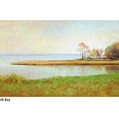 Narragansett Bay by Betsy Derrick