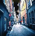 Narrow Street Ready by GabeZ Art