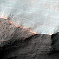 Nasa Alluvial Fans by Rose Santuci-Sofranko