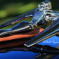 Nash Ambassador Hood Ornament  by Bill Ryan