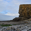 Nash Point In Wales by Stephen Jenkins