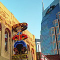 Nashville Boots Neon Sign by Gregory Ballos