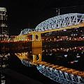 Nashville Bridge by Thomas Ford