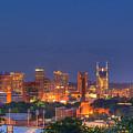 Nashville By Night by Douglas Barnett