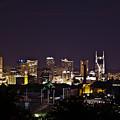 Nashville Cityscape 4 by Douglas Barnett