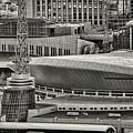 Nashville Downtown by Stanton Tubb