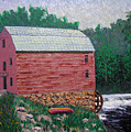 Nashville Gristmill by Stan Hamilton