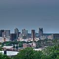 Nashville Skyline 2 by Douglas Barnett