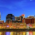 Nashville Skyline by Rod Jellison