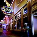 Nashville Street Musician by Todd Fox