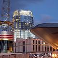 Nashville Tennessee - City View by Brian Jannsen