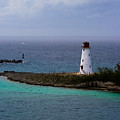 Nassau Harbor Lighthouse by Ed Gleichman