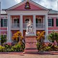 Nassau Senate Building by Christopher Holmes