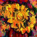 Natalie Holland Sunflowers by Natalie Holland