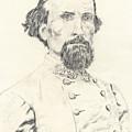Nathan Bedford Forrest by Dennis Larson