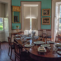 Nathaniel Russell Dining Room by Dale Powell