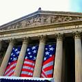 National Archive Building by Joyce Kimble Smith