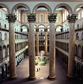 National Building Museum Interior by Sisse Brimberg