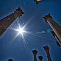 National Capitol Columns #2 by Stuart Litoff