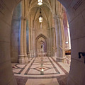 National Cathedral - 10 by David Bearden